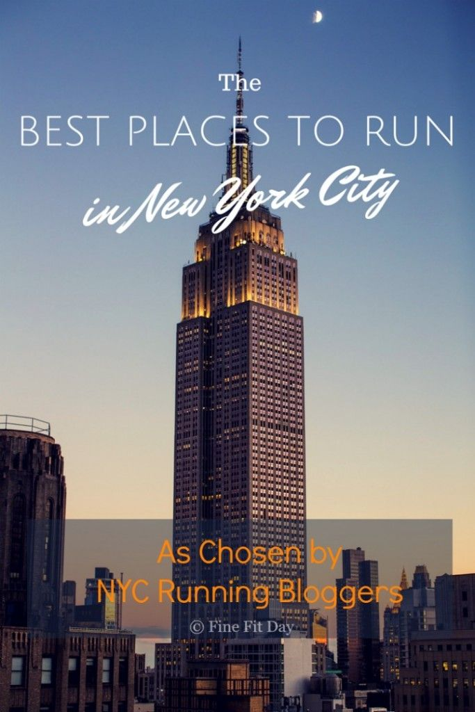 The Best Running Routes in NYC (chosen by New York running bloggers). Whether you want to check out iconic Central Park, a skyline view, or running on the beach, NYC based running bloggers have you covered with these amazing places to run in New York City!If you're looking for an NYC running route that not every tourist will be running, this is your guide!   travel     running     NYC  