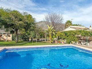 Villa Torres - Characterful villa walking distance to town, heated pool, FREE WIFI