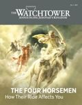 Four horses—white, red, black, and pale. The epic ride of the 4 horsemen is one of the best-known scenes in Revelation, the last book of the Bible.