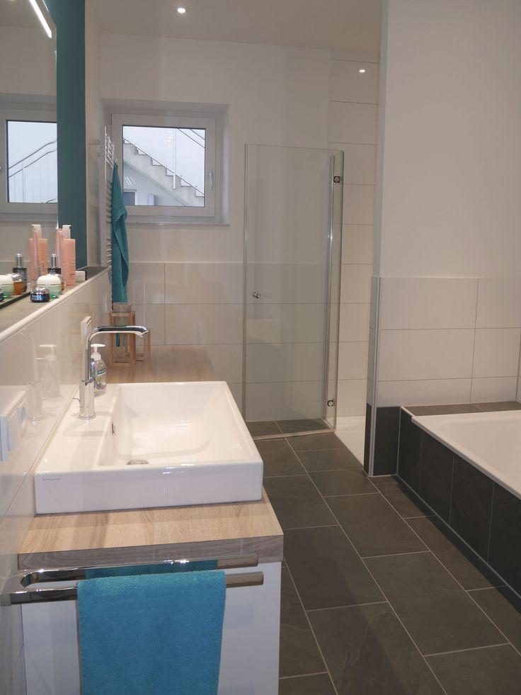 27 best Bad images on Pinterest Bathroom, Bathrooms and Bathroom ideas - badezimmer waschbecken mit unterschrank