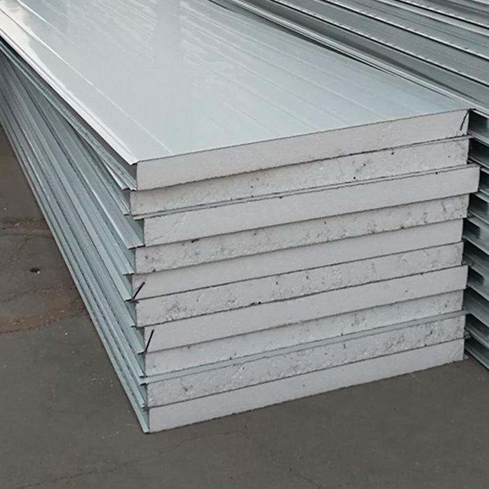 Polystyrene Foam Eps Sandwich Panel Export To Bulgaria Wall Paneling Wall Systems Steel Panels