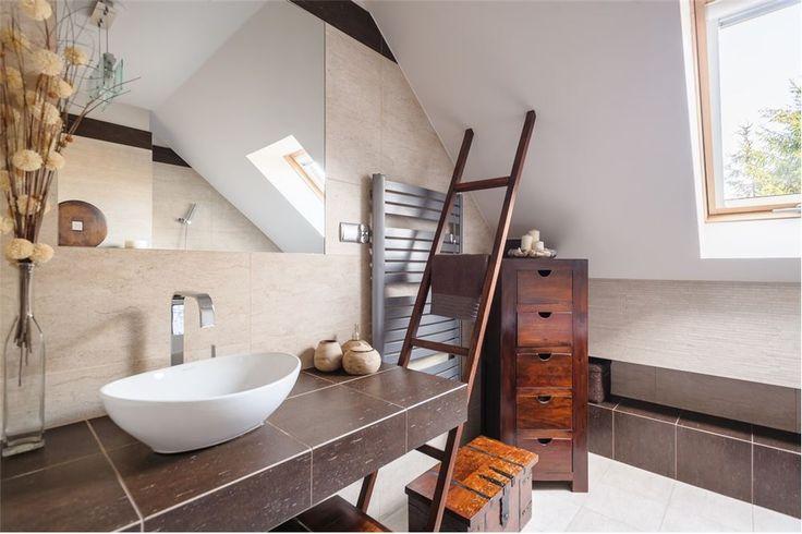 Pięknie urządzona łazienka, którą odnajdziemy w Jasienicy. Zachwyca doskonale dobranymi dodatkami oraz nowoczesnymi rozwiązaniami.