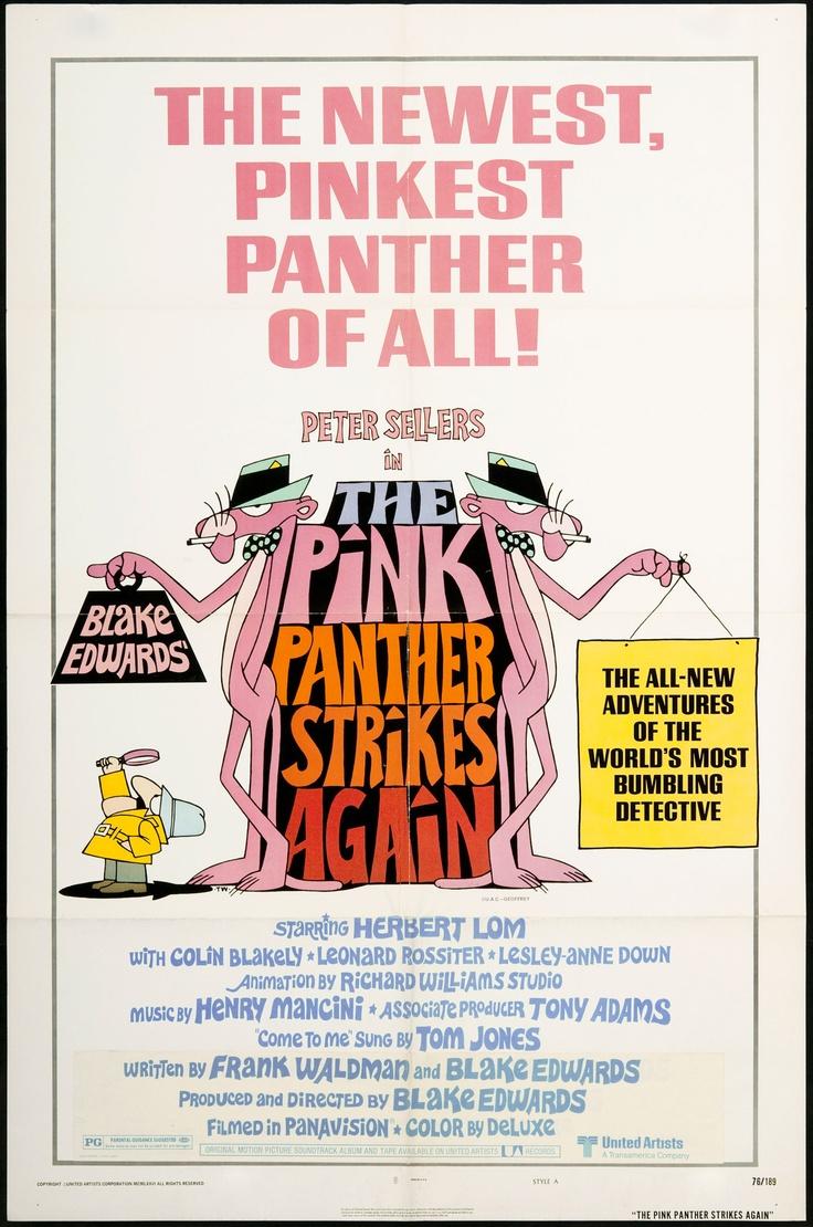 The Pink Panther Strikes Again (1976) - Br: A nova transa da pantera cor-de-rosa.