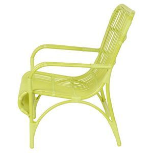 Finlay & Smith Tahiti Chair, Green, Masters.