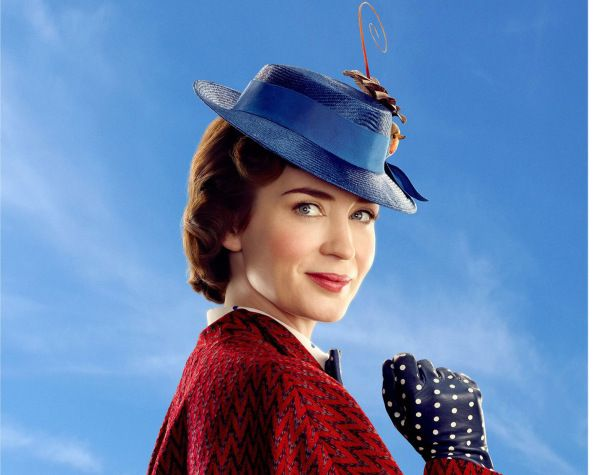 'Mary Poppins Returns': Emily Blunt Shares New Trailer, New Moving Image Of The Practically Perfect Nanny — D23