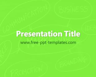 Marketing PowerPoint Template is a green template with appropriate background image which you can use to make an elegant and professional PPT presentation. This FREE PowerPoint template is perfect for topics that are related to marketing, advertising, market researches etc.