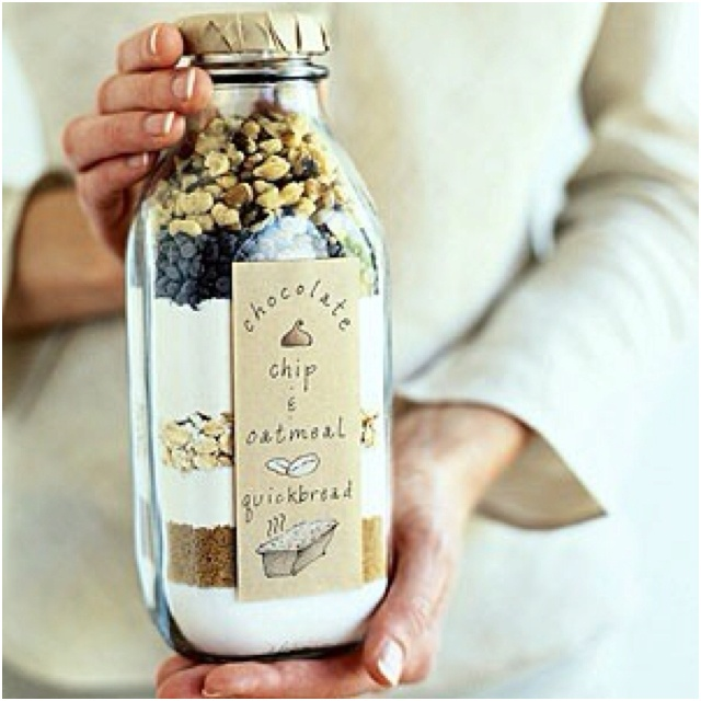 10 recipe mason jar gift idea, for teachers, holidays, birthdays, mother's day, etc...
