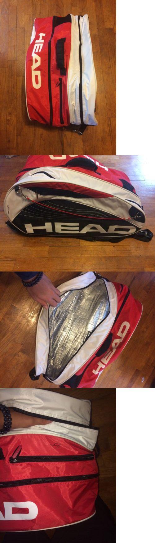 Bags 20869: Head Tennis Bag -> BUY IT NOW ONLY: $30 on eBay!