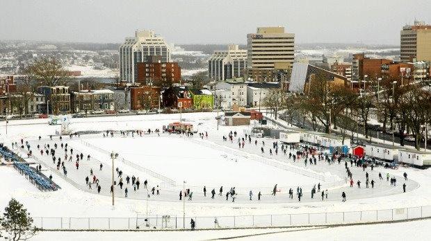 The Oval ~ Halifax, NS