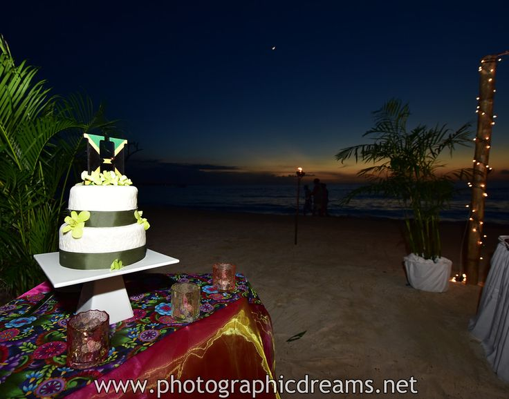 39 Best Images About Jamaica Beach Weddings On Pinterest