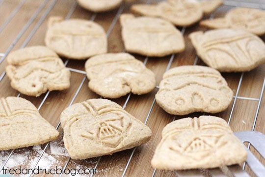 Whole Wheat Honey Cookies from Tried & True