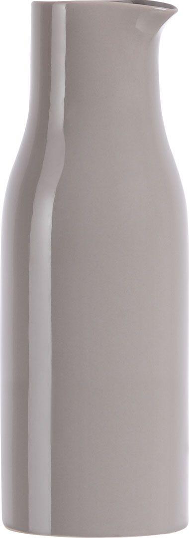 Cechy i korzyści: Dzbanek Peck dostępny jest w dwóch rozmiarach. W połączeniu z produktami z linii Sabler tworzą ciekawą kompozycję. Średnica dużego dzbanka wynosi 9,5cm, natomiast małego: ...