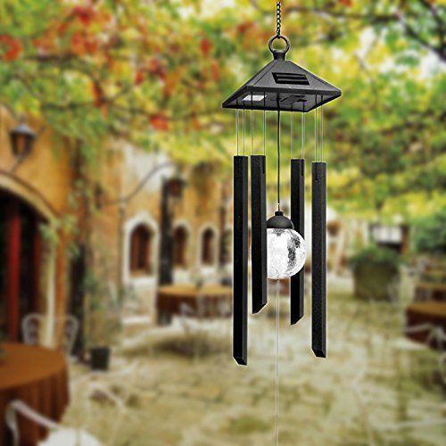 Amazing Katomi Solar LED garden lights hanging lights outdoor gar https
