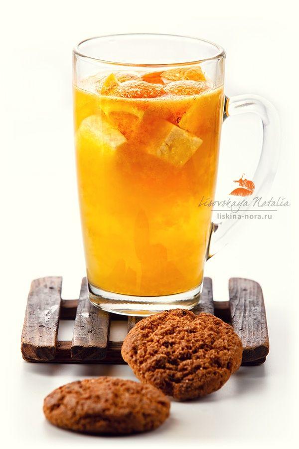 Fotografia чай с тропическими фруктами de Natalia Lisovskaya na 500px