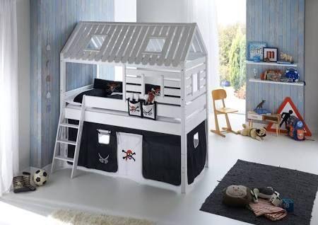 die besten 17 ideen zu halbhohes hochbett auf pinterest. Black Bedroom Furniture Sets. Home Design Ideas
