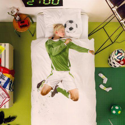 #Fußball #Party #Deko #Zimmer #lustig #Fanartikel #Kinderzimmer #Bettwäsche