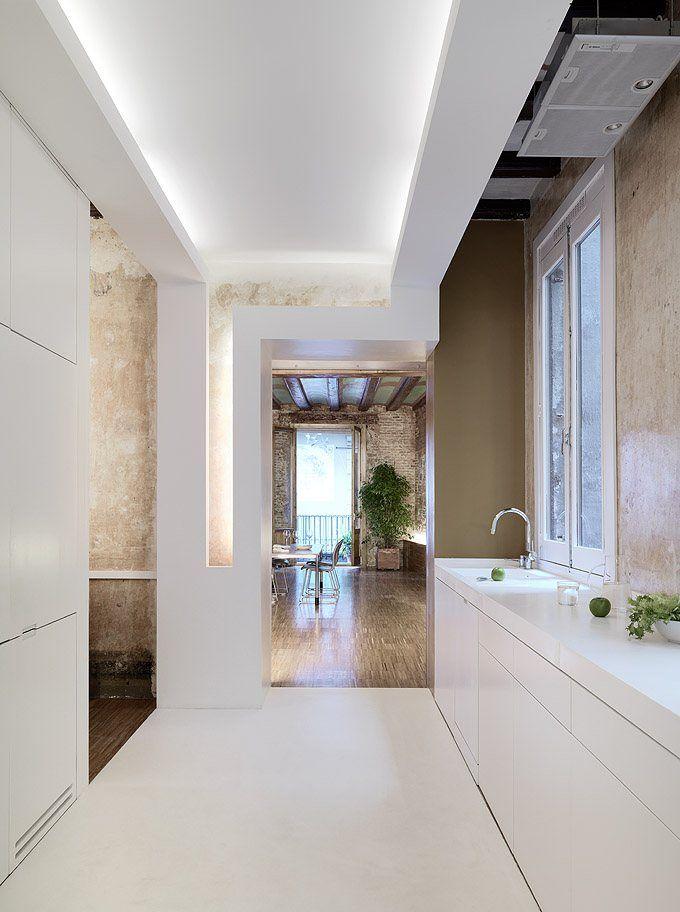 Crusch alba - Barcellona, Испания - 2009 - gus wüstemann architects