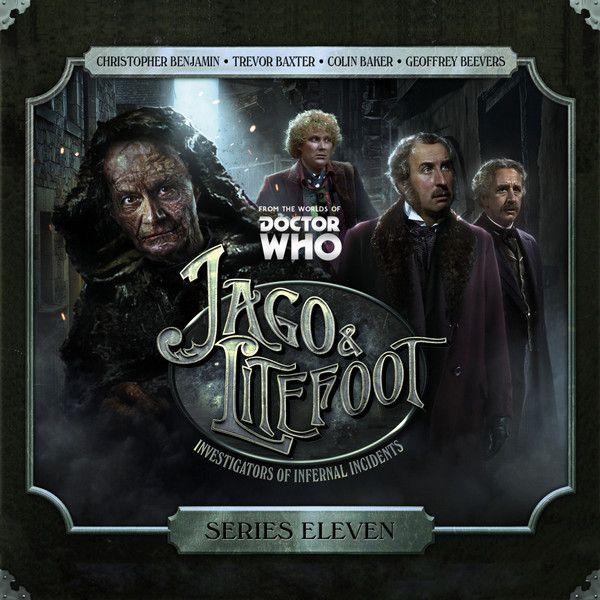 11. Jago & Litefoot Series 11