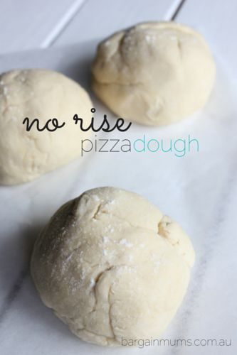 There are times when you want homemade pizza, but just don't have time and patience to make and rise your..