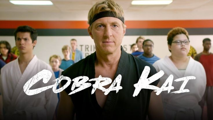 noticias serie karate kid #series #youtubered