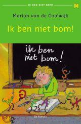 Marion van de Coolwijk schreef al meer dan 200 spannende boeken. Speciaal voor kinderen met leesproblemen schrijft ze in de serie Ik ben niet bom! Leesplezier staat bij deze boeken voorop. Marion heeft haar eigen instituut Kind in Beeld waar ze kinderen met leesproblemen onderzoekt en begeleidt. 'Lezen moet leuk zijn!' is haar motto.