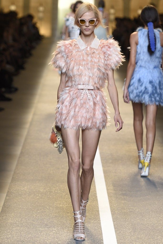 Fendi RTW Spring 2015 - Slideshow