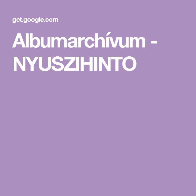 Albumarchívum - NYUSZIHINTO
