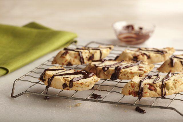 ... cookie on Pinterest   Biscotti cookies, Biscotti and Biscotti recipe