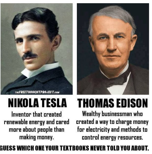 Tesla, Einstein, and many other elite scientist have opened up a new world...we are only in the beginning...pay attention...there is new knowledge...and some knowledge that many do not want you to know...