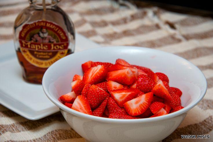 Fruits de saison au programme de votre petit dejeuner buffet