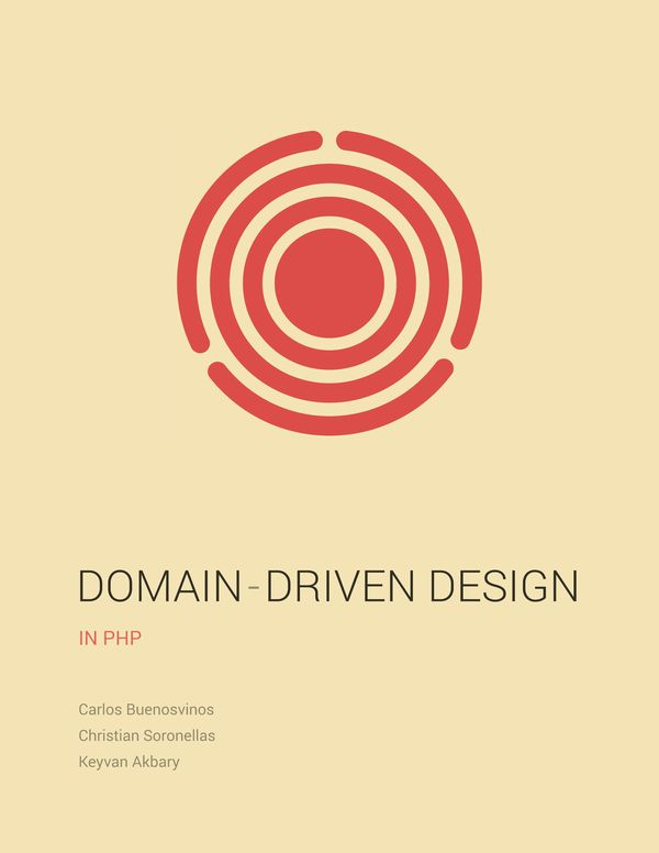 Domain-Driven Design in PHP cover page