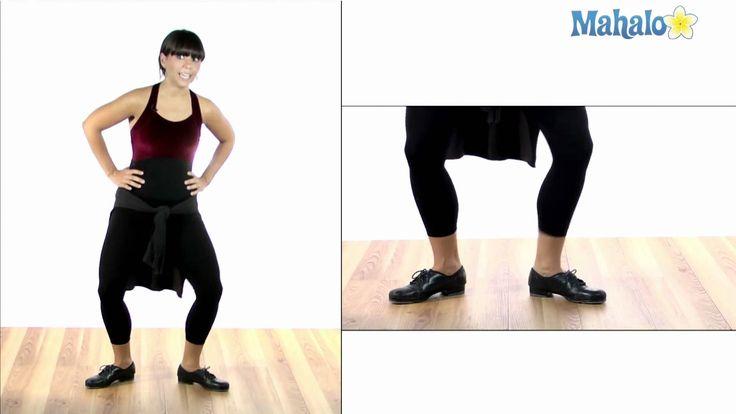 How to Tap Dance: Beginner Combination