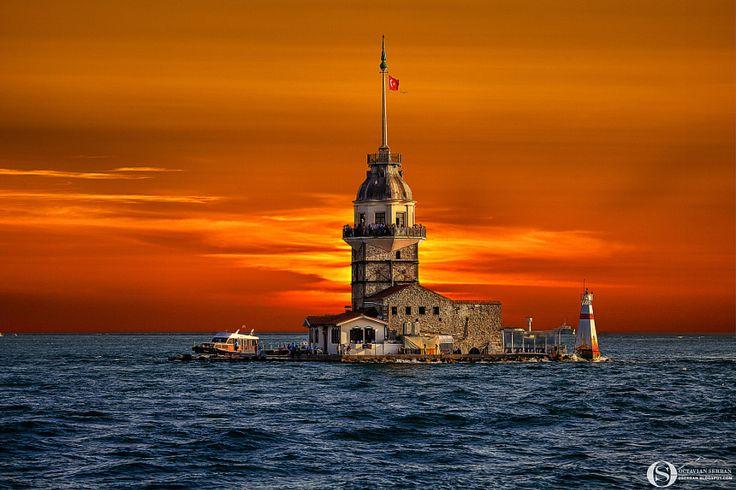 Octavian Serban: Maiden's Tower...