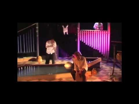 """Présentation """"Voix d'eau"""" (2010) - spectacle de musique aquatique"""