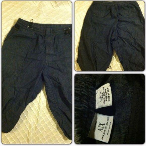 A/X A/X man long shorts size L A/X Armani Exchange Jeans