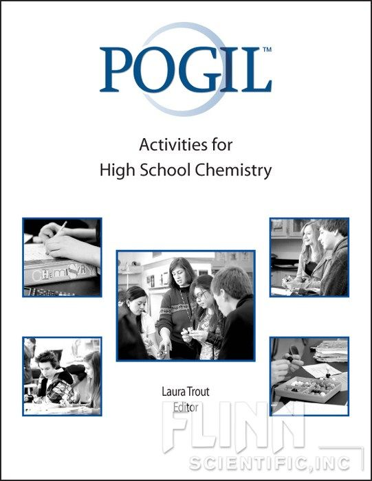 Pogil Activities For High School Chemistry Book Cd