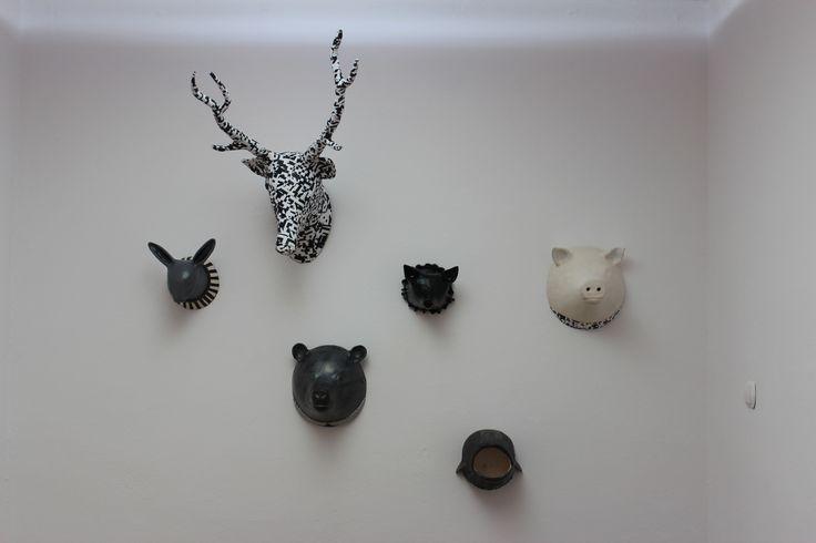 Galeria Sztuki Tętno ceramika by Anna Gałuszka
