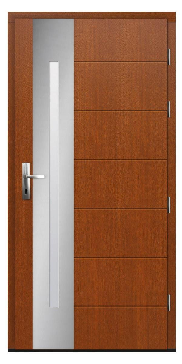 Longcal Solid Wood Front Doors Oak Or Pine Entrance Door Wood Front Doors Entrance Doors Door Design Interior