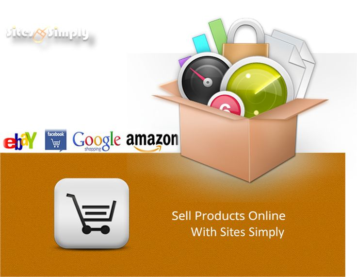 Now it's easy to‎ #sellproductsonline‬ with SitesSimply‬. Build your online store FREE and start promoting your products or services worldwide with its integrated and trustworthy features.
