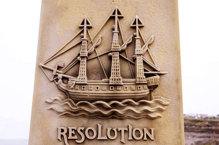 Today In History: January 17:     1773: Captain Cook's Resolution becomes the first ship to cross the Antarctic Circle  -   Captain Cook's Resolution becomes the first ship to cross the Antarctic Circle.