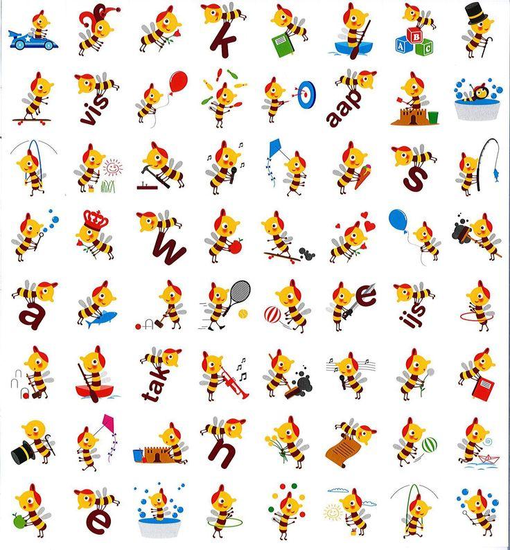 VLL - ZOEM-stickertjes/plaatjes