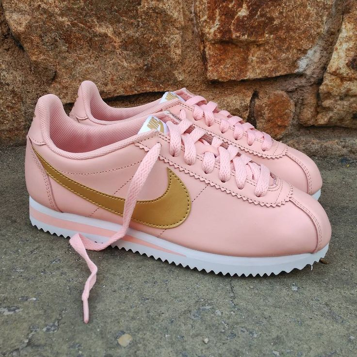 "116 Likes, 2 Comments - ❤️ Loversneakers (@loversneakers) on Instagram: ""Nike Classic Cortez Leather Wmns ""Pink Gold"" Size Wmns - Precio: 85€ (Spain Envíos Gratis a Partir…"""