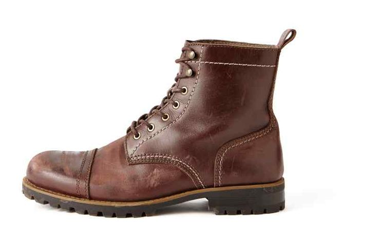 Mens Dress Boots Leather
