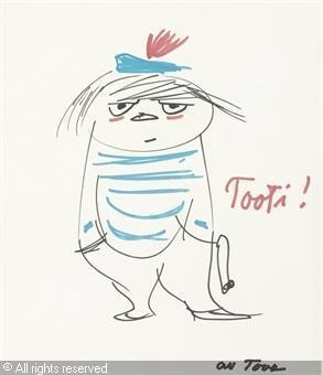 Tuutikki (Too-Ticky) sold by Christie's, London, on Thursday, May 15, 2008