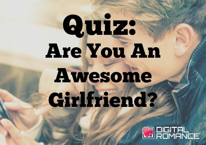 Quiz: Are You An Awesome Girlfriend? - One of the most critical factors in being an awesome girlfriend is your independence. Are you able to be an engaging, creative, dynamic woman with OR without a man? Or do you sometimes fall into the trap of being the clingy, fearful girlfriend who can hardly function without him…? Take this quiz by Claire Casey to find out! #goodgirlfriends #relationships #advice #love