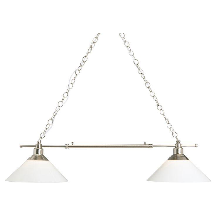 KROBY Pendant lamp double - IKEA