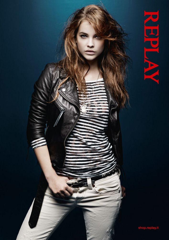Barbara Palvin for Replay SS 2013 Campaign