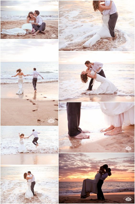 From New York to Maui!Simple, sweet, fun and full of love. Congratulations!