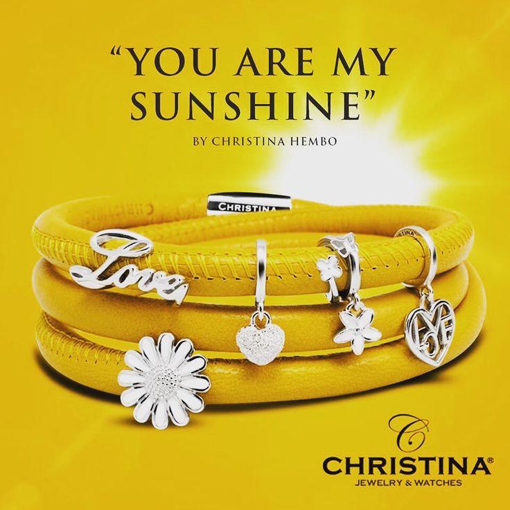 Christina Jewelry & Watches. Always with genuine gemstones. Http://www.christinajewelry.com