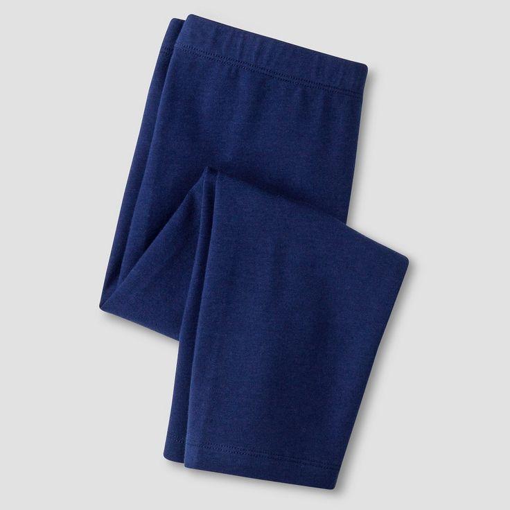 Girls' Capri Leggings Cat & Jack - Navy (Blue) XL, Girl's
